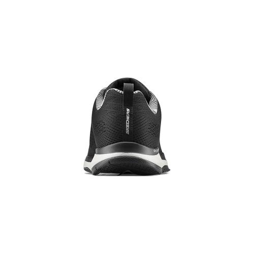 Sneakers Skechers skechers, nero, 809-6330 - 16