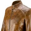 Giacca da donna Made in Italy bata, marrone, 974-3101 - 15