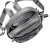 Zaino paillettes da donna bata, grigio, 961-2148 - 16