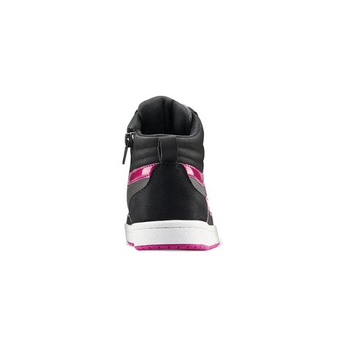 Sneakers stivaletto da bimba mini-b, nero, 321-6291 - 16