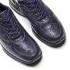 Scarpe comfort viola bata, blu, 524-9663 - 19