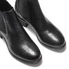 Chelsea Boots con tacco bata, nero, 694-6382 - 15