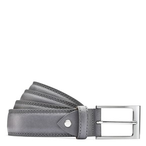 Cintura elegante da uomo bata, grigio, 954-2828 - 13