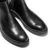Chelsea Boots da uomo con zip bata, nero, 894-6739 - 15