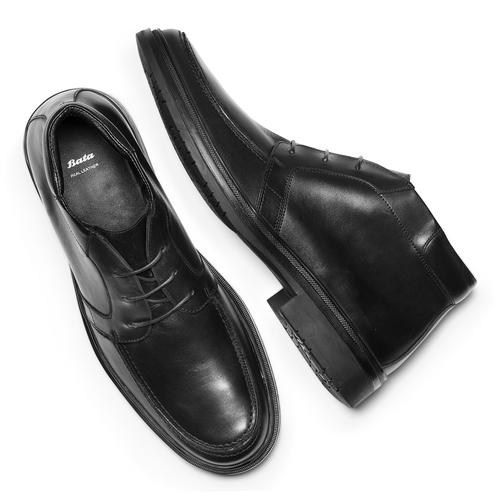 Stivaletti Comfit da uomo, nero, 844-6733 - 19