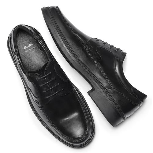Stringate Comfit da uomo, nero, 844-6734 - 19