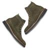 Stivaletti con lacci da uomo bata, verde, 893-7150 - 19