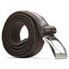 Cintura intrecciata da uomo bata, marrone, 959-4124 - 26
