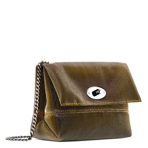 Minibag con catena bata, oro, 969-8194 - 13