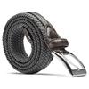 Cintura intrecciata bata, grigio, 959-2124 - 26