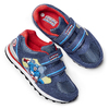 Sneakers Capitan America da bambino, blu, 311-9283 - 19
