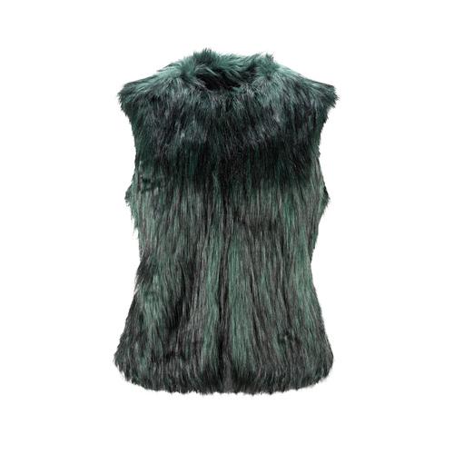 Smanicato in pelliccia bata, verde, 979-7175 - 13