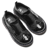 Scarpe senza lacci da bimba mini-b, nero, 221-6202 - 19