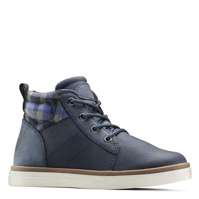 Sneakers alla caviglia da bimbo mini-b, blu, 291-9172 - 13