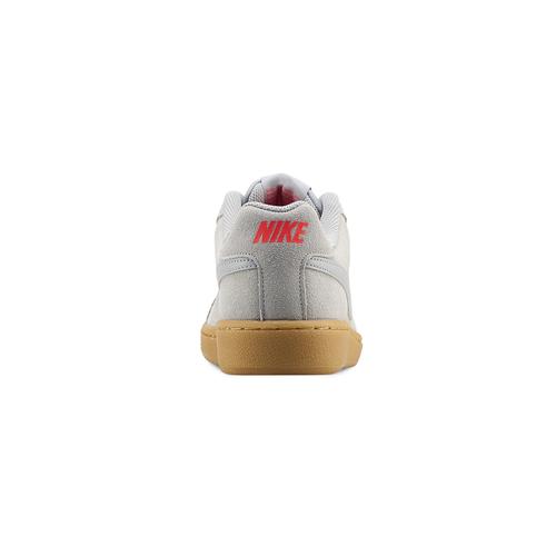 Sneakers Nike da uomo in suede nike, beige, 803-2302 - 16