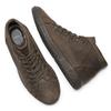 Sneakers da uomo in pelle bata, marrone, 844-4116 - 19
