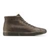 Sneakers da uomo in pelle bata, marrone, 844-4116 - 26
