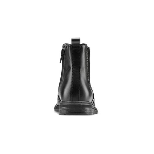 Chelsea Boots da bambini mini-b, nero, 394-6425 - 16