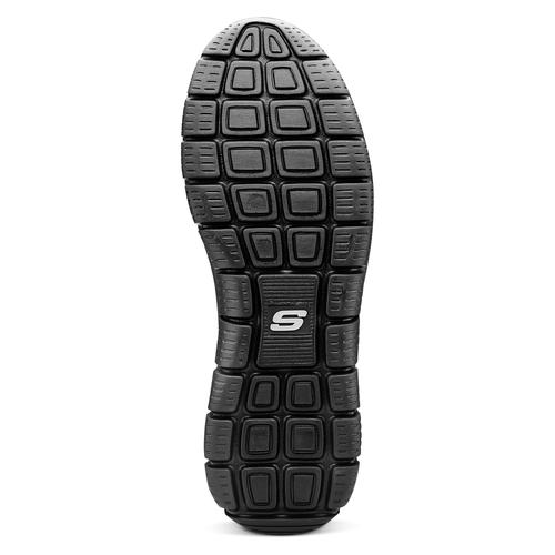 Sneakers Skechers da uomo skechers, nero, 809-6331 - 17