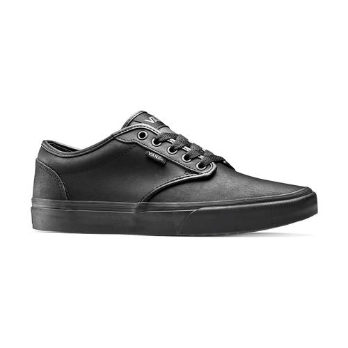 Scarpe in tela Vans uomo vans, nero, 801-6210 - 13