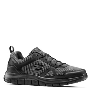 Sneakers Skechers da uomo skechers, nero, 809-6331 - 13