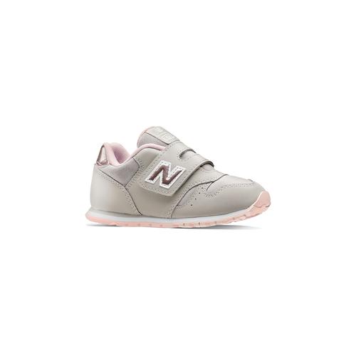 Sneakers New Balance da bambino new-balance, beige, 101-2373 - 13