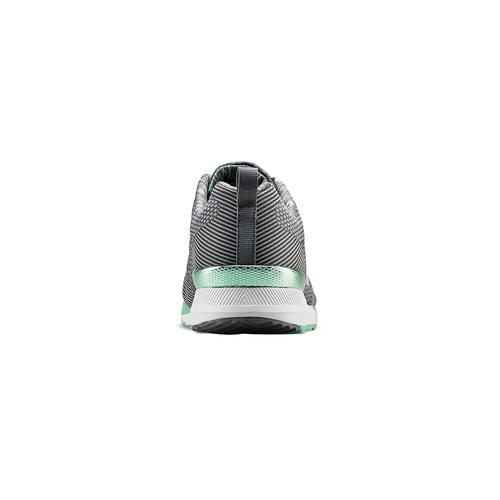 Sneakers Skechers da donna skechers, grigio, 509-2313 - 16
