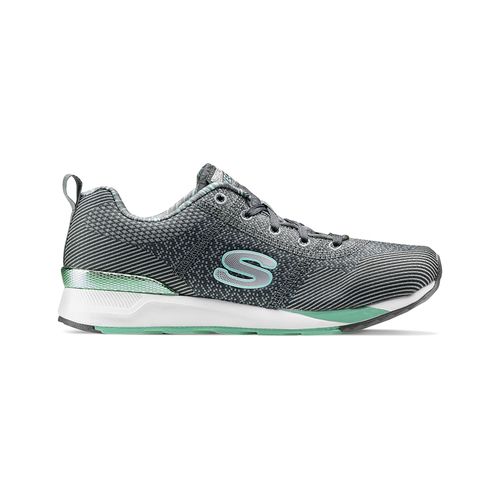 Sneakers Skechers da donna skechers, grigio, 509-2313 - 26