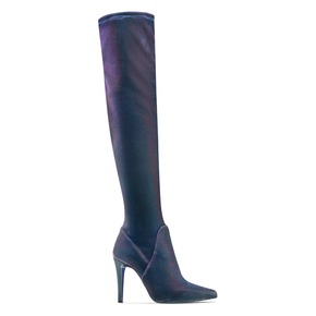 Stivali Melissa Satta Capsule Collection, viola, 799-9195 - 13