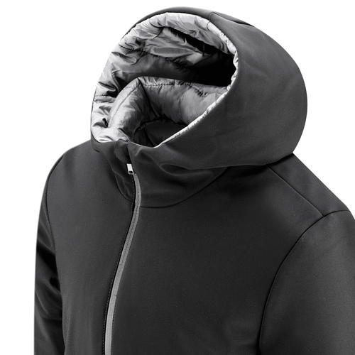 Giacca da uomo con cappuccio bata, nero, 979-6174 - 15