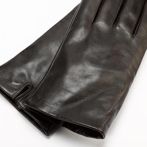 Guanti da uomo in vera pelle bata, marrone, 904-4130 - 26