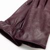 Guanti in pelle da donna bata, rosso, 904-5129 - 26