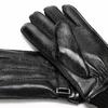 Guanti da uomo con cinturino bata, nero, 904-6127 - 16