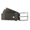 Cintura da uomo con fibbia bata, marrone, 953-4101 - 13