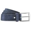 Cintura da uomo in pelle scamosciata bata, blu, 953-9101 - 13
