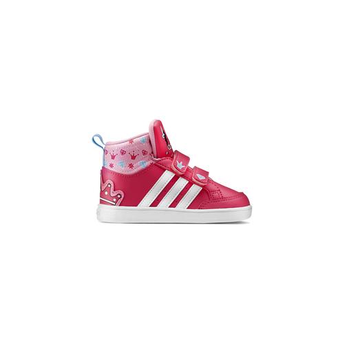 Sneakers bimba Adidas adidas, rosso, 101-5292 - 26