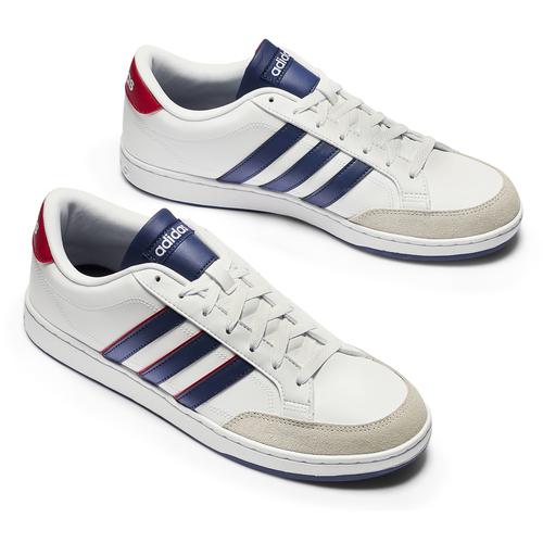 Scarpe Adidas Uomo adidas, bianco, 801-1209 - 19