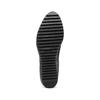 Stivali in pelle con zeppa interna bata, nero, 694-6222 - 17