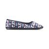 Pantofole in ciniglia bata, blu, 579-9423 - 26