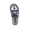Pantofole in lana cotta da donna bata, viola, 579-9128 - 15