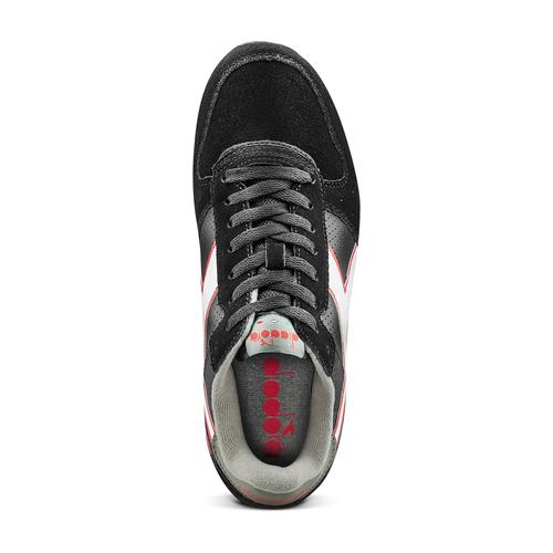 Sneakers Diadora da uomo diadora, nero, 801-6342 - 15