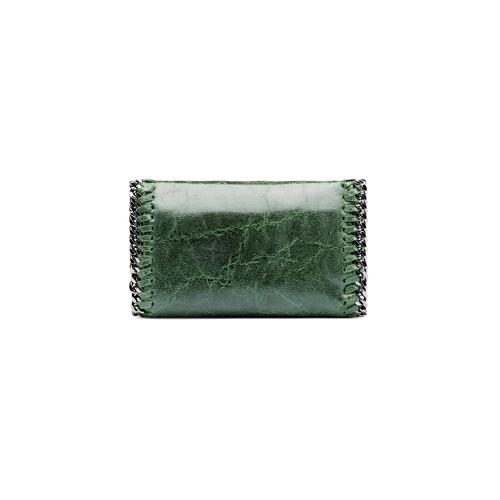 Tracolla con dettaglio catena bata, verde, 964-7278 - 26
