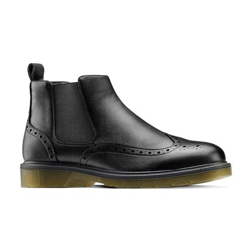 Chelsea Boots da uomo bata, nero, 891-6187 - 13