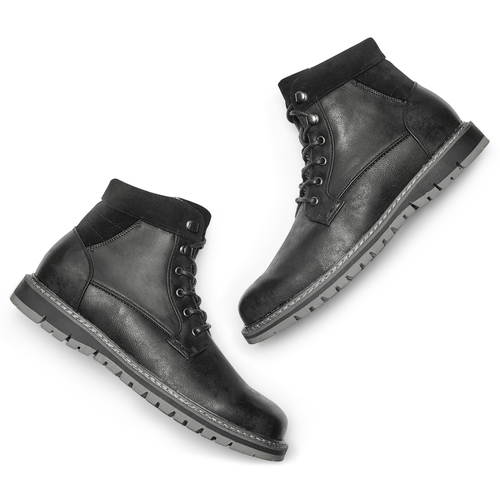 Casual Boots da uomo bata, nero, 891-6188 - 19