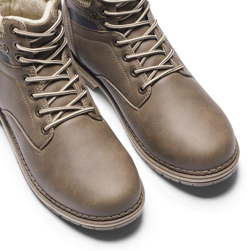 Scarponcini Bata da uomo bata, marrone, 891-3199 - 15