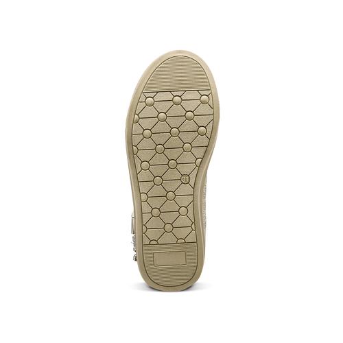 Sneakers da bimba con maxi pietre mini-b, 329-8301 - 17