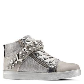 Sneakers alte da bambina mini-b, 329-2301 - 13