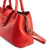 Borsa a mano in similpelle bata, rosso, 961-5216 - 15