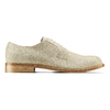 Derby in suede bata-the-shoemaker, marrone, 823-3325 - 26