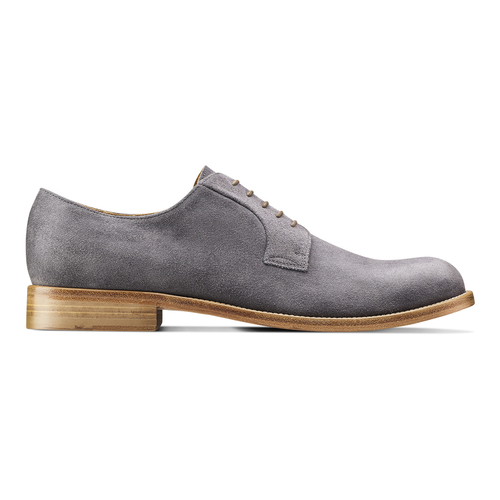 Derby in pelle scamosciata bata-the-shoemaker, 823-2325 - 26